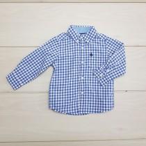 پیراهن پسرانه 24740 سایز 3 ماه تا 14 سال مارک Carters