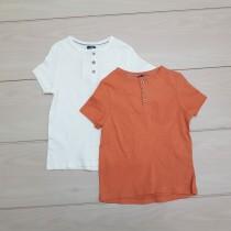 تی شرت پسرانه 24794 سایز 3 تا 12 سال مارک KIABI