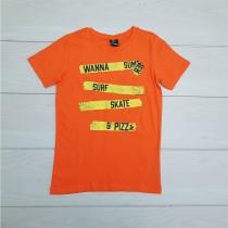 تی شرت پسرانه 24780 سایز 9 تا 16 سال مارک CHAPTER