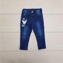 شلوار جینز دخترانه 24745 سایز 9 ماه تا 3 سال مارک SOCUTE