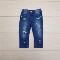 شلوار جینز پسرانه 24733 سایز 3 تا 24 ماه مارک ERGEE