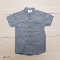 پیراهن پسرانه 24829 سایز 12 ماه تا 6 سال مارک Carters