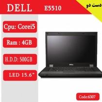 لپ تاپ استوک DELL E5510 کد 17936
