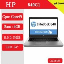 لپ تاپ استوک HP 840G1 کد 17939