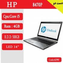 لپ تاپ استوک HP 8470P کد 17940