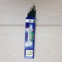مداد مشکی 12 عددی کد 17536