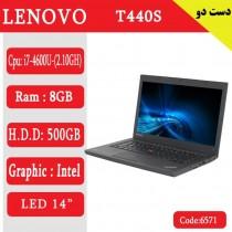 لپ تاپ استوک LENOVO T440S کد 17945