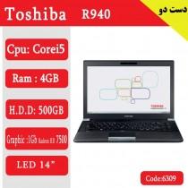 لپ تاپ استوک Toshiba R940 کد 17951