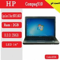 لپ تاپHP COMPCQ 510 کد 17953