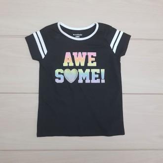 تی شرت دخترانه 24960 سایز 3 تا 5 سال مارک GARANIMALS