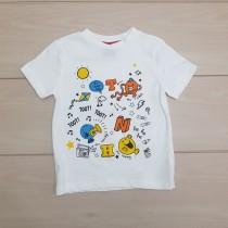 تی شرت پسرانه 24962 سایز 3 تا 7 سال مارک BATMAN