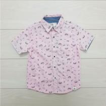 پیراهن پسرانه 24979 سایز 4 تا 7 سال مارک FREE PLANET