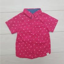 پیراهن پسرانه 24977 سایز 2 تا 7 سال مارک FREE PLANET