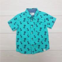 پیراهن پسرانه 24978 سایز 4 تا 7 سال مارک  FREE PLANET