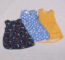 سارافون دخترانه 10819 سایز 3 ماه تا 4 سال مارک WONDER KIDS