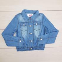 پیراهن جینز دخترانه 25302 سایز 4 تا 14 سال مارک GEEJAY