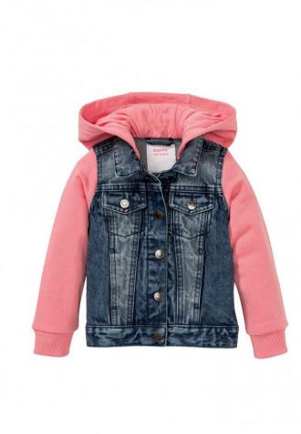 کت جینز دخترانه 25328 سایز 18 ماه تا 13 سال مارک LUPILU PEPPERTS