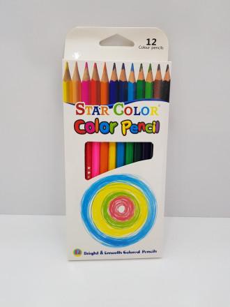 مداد رنگی 12عددی 404505