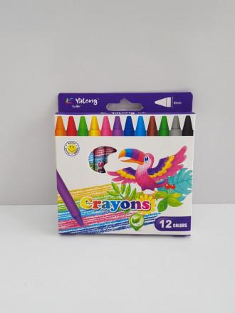 مداد شمعی پیچی 12عددی 404511