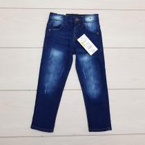 شلوار جینز پسرانه 25385 سایز 2 تا 8 سال مارک  OVS
