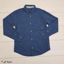 پیراهن پسرانه 25371 سایز 3 تا 16 سال مارک CALVIN KLEIN