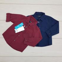 پیراهن پسرانه 25442 سایز 3 ماه تا 4 سال مارک LC WALKIKI