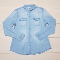 پیراهن جینز زنانه 25452 سایز 40 تا 54 مارک MAX
