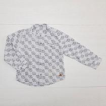 پیراهن پسرانه 25564 سایز 3 ماه تا 3 سال مارک MOTHERCARE