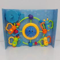 آویز موزیکال و چراغ خواب تخت کودک crib toys 6000941