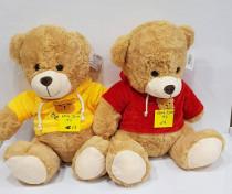 عروسک  خرس پولیش  اصلی 33 سانتی متری کد 500543