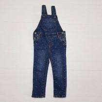 پیشبندار جینز 25834 سایز 6 ماه تا 5 سال مارک GAP
