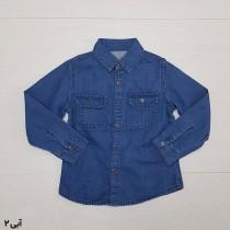 پیراهن جینز 25874 سایز 2 تا 14 سال مارک PRIMARK-DENIM CO