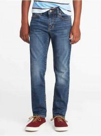 شلوار جینز پسرانه 26118 سایز 5 تا 12 سال مارک OLD NAVY