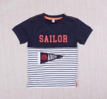 تی شرت پسرانه 10633 سایز بدوتولد تا 24 ماه مارک KAIR