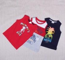 تی شرت پسرانه 10634 سایز بدوتولد تا 36 ماه مارک KAIR