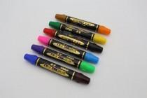 ماژیک دو سر رنگ وایتبورد رنگی 6عددی کد17346
