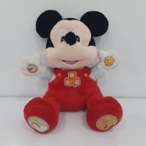 عروسک موزیکال میکی موس  پولیشی 6001019