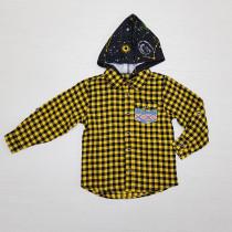 پیراهن کلاه دار  پسرانه  مارک Carters سایز 2 تا 13 سال 26257