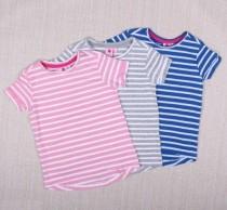 تی شرت دخترانه 10616 سایز 3 تا 10 سال مارک JUNIORS