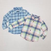 پیراهن پسرانه 26674 سایز 12 ماه تا 5 سال مارک CAT&JACK
