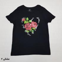تی شرت زنانه 26693 مارک PRIMARK