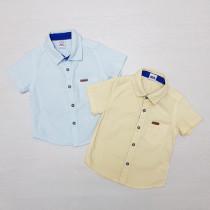 پیراهن پسرانه 26704 سایز 3 ماه تا 4 سال مارک LC WALKIKI