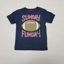 تی شرت پسرانه 26746 سایز 2 تا 5 سال مارک GARANIMALS