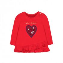 تی شرت دخترانه 26755 سایز 3 تا 24 ماه مارک MOTHERCARE