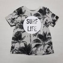 تی شرت پسرانه 26828 سایز 18 ماه تا 5 سال مارک WONDER KIDS