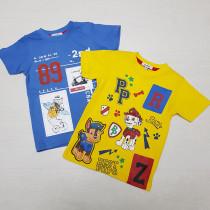 تی شرت پسرانه 26804 سایز 2 تا 12 سال مارک OKAIDI