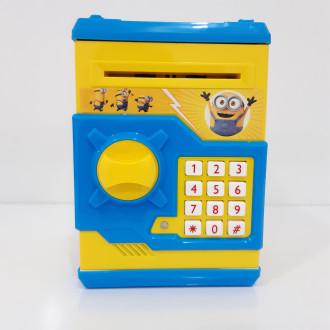 قلک گاوصندوق رمزدار مینیون 6001308