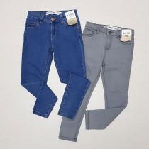 شلوار جینز 26882 سایز 2 تا 8 سال مارک DENIM CO
