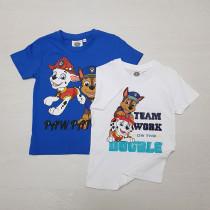 تی شرت پسرانه 26899 سایز 3 تا 8 سال مارک NICKELODEON