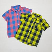 پیراهن پسرانه 26907 سایز 2 تا 7 سال مارک LITTLE REBELS